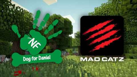 Mad Catz Proudly Supports A Dog for Daniel on May 3-4, 2014