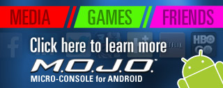 Learn More About M.O.J.O. Micro-Console for Android